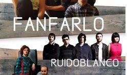 Fanfarlo, Ruidoblanco y Migrain SQ. en concierto