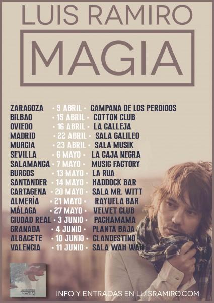 Luis Ramiro_gira MAGIA