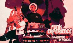 RdeRUMBA & PORCEL · FUNK EXPERIENCE LIVE · GIRA 2021