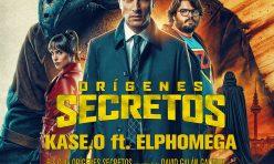 """KASE.O presenta un tema nuevo, que será la banda sonora original de la película """"ORÍGENES SECRETOS"""""""