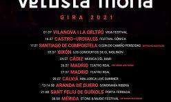 Vetusta Morla regresa a los escenarios este verano retomando su catálogo de grandes canciones