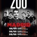 ZOO agota entradas en Madrid para su presentación de 'LLEPOLIES'