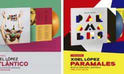 XOEL LÓPEZ reedita Atlántico, Paramales y Si mi rayo te alcanzara en vinilo · Disponibles a partir del 7 de mayo